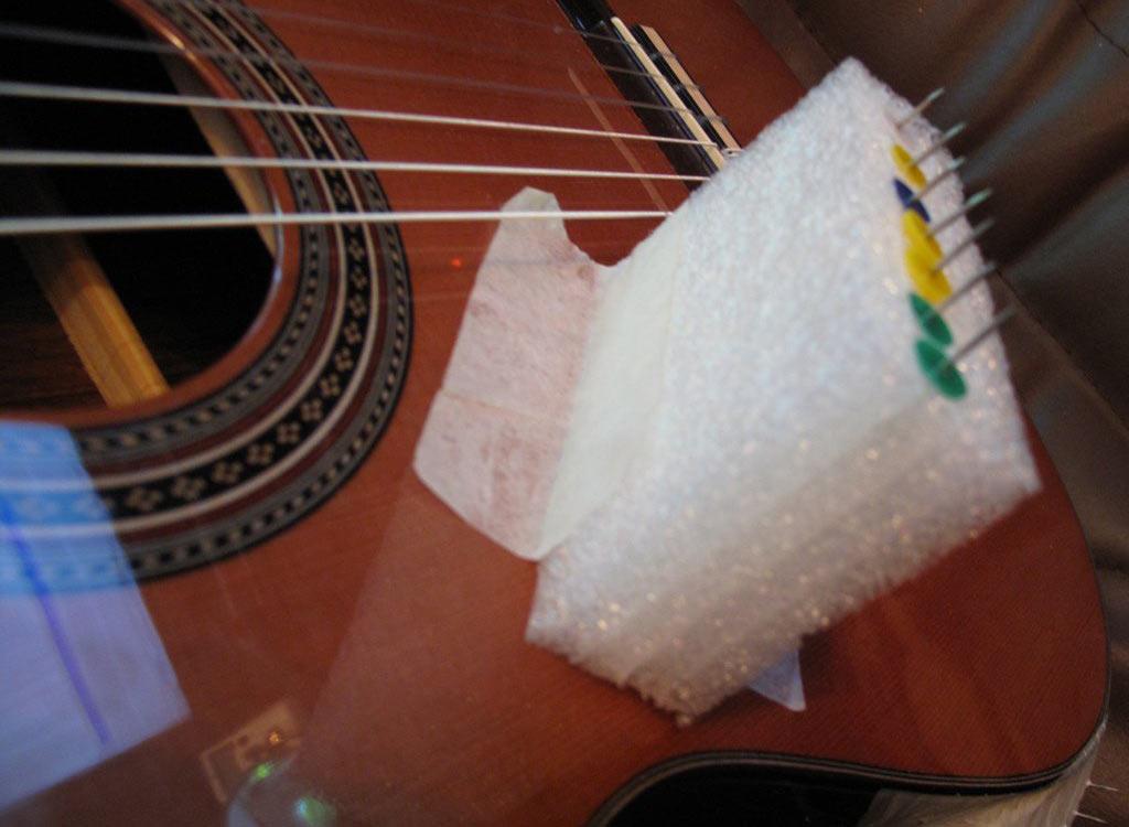 Тренажер для гитаристов своими руками 480