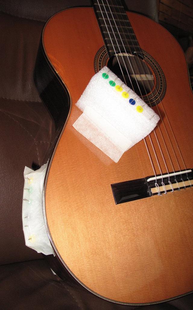 Тренажер для гитаристов своими руками 649